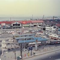 1985年 函館駅と木古内駅