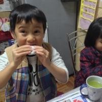 喘息で幼稚園家欠席