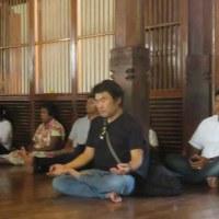 瞑想とアーユルベーダー