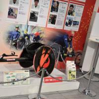 本田協賛の車椅子
