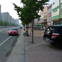 中国遼寧省 葫芦島市内での散歩 5