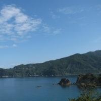 夏の終わり in 黄金崎