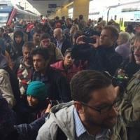 難民政策に反対のドイツ軍兵士が暗殺を企てる