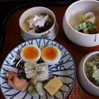 贅沢朝ご飯