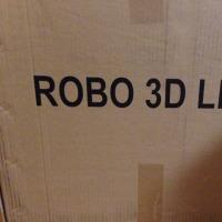 米国RoBo 3D Printer社製3Dプリンター「RoBo 3D」出荷