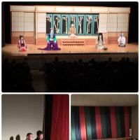 横仙歌舞伎大講演(奈義町)の千秋楽を観劇