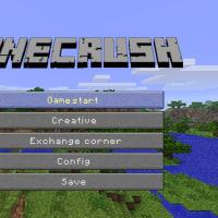 Minecraftみたいなフリーゲーム紹介 Minecrush!!