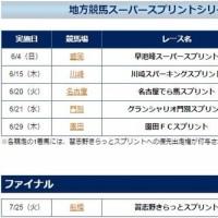 園田FCスプリント2017予想