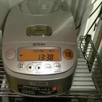 2台の炊飯器