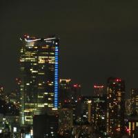 渋谷区桜丘町30階からの夜景2