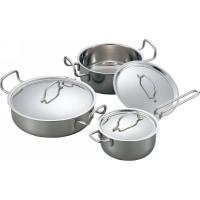 今年は新潟の浅い鍋にしようと思います 去年はドイツ製の鍋でした