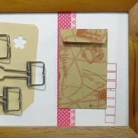 ポチ袋が作れるテンプレート / S(生け文具1160)