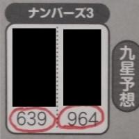 ロト6 全の滅。。。 N3は「当たり屋本舗」「完全データファイル」でボックス的中!