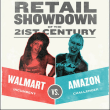 w(゜o゜*)w【小売★対決!】Walmart Vs. Amazon(ウォールマートVSアマゾン)