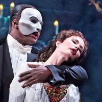 【動画】「オペラ座の怪人」BW 2014 ノーム・ルイス×シエラ・ボーゲス
