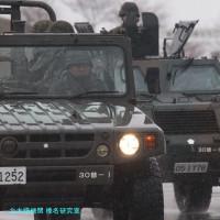 平成二十八年度七月期 陸海空自衛隊主要行事実施詳報(2016.07.02/03)