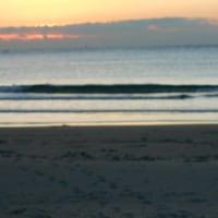 12月10日御宿海岸