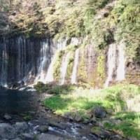 先日、白糸の滝まで行ってきました。