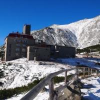 タトラ山麓とスロバキア周遊の旅<ロムニツキー山>
