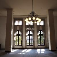 初めて入りました・・兵庫県公館の内部を少し