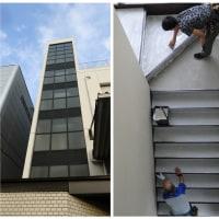 階段床リフォーム 長尺シート工事