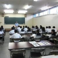 第九ブランド化事業の授業を行いました。
