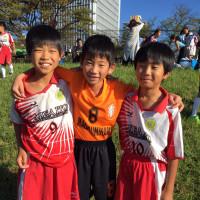 市民総合U-10少年サッカー大会 4年生対象