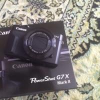 Powershot G7X Mark Ⅱ