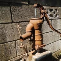 世田谷区 手押しポンプが壊れて困っている方が多い。 #手押しポンプ