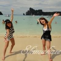11月も大人気です!大型船で行くピピ島観光ツアー☆彡