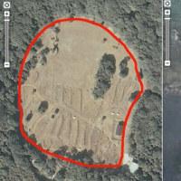 キャンプ場 新島・式根島 大きさ比較
