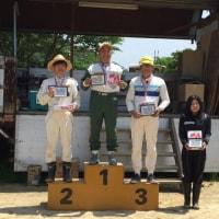 2017年JAF四国ダートトライアル選手権第3戦