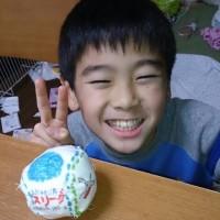 記念ボール?!