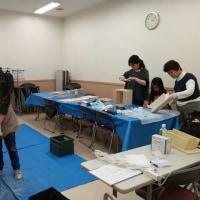 アリオ亀有日曜DIY 教室風景