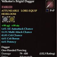 Ry'gorr shard armorの変更(TestServer)
