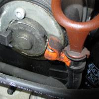 VW GOLF6/GTIの車検前作業です。