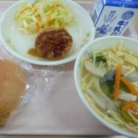 平成29年4月25日(火)給食