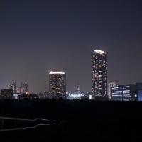 川口のクリスマス夜景★