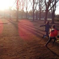 【駒沢公園】2/21 練習