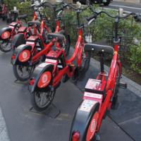 2/27🚲東京都シェアリング電動自転車・決められた場所で乗り捨て🚲