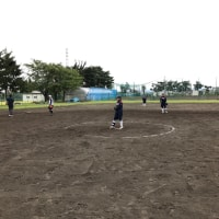 ホワイト練習試合