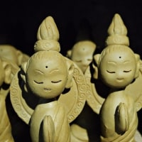 菩薩像を近々リリースします