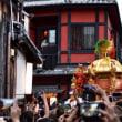 祇園祭神輿渡御(神幸祭)