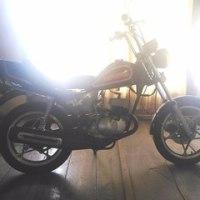 お宝バイク発見!!