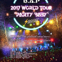 B.A.P 2017 WORLD TOUR 'PARTY BABY!'