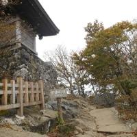 一歩ずつ 踏みしめ登る 筑波山