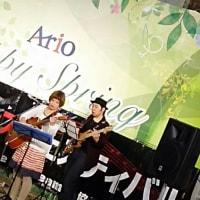 ミニフェス音楽祭@アリオ川口楽しかった