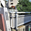 中野区を流れている神田川