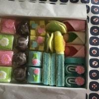 かわいい半生菓子