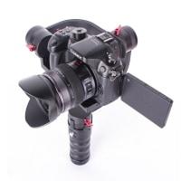 5%off-Beholder DS1 3軸 手持ちジンバル 超安定 32ビット カメラマウント サポート キヤノン 5D 6D 7D DSLR22%大値下